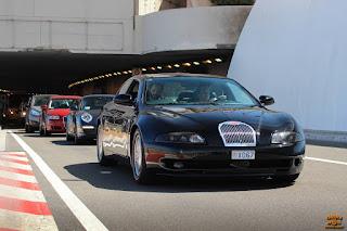 Bugatti EB112 berlina