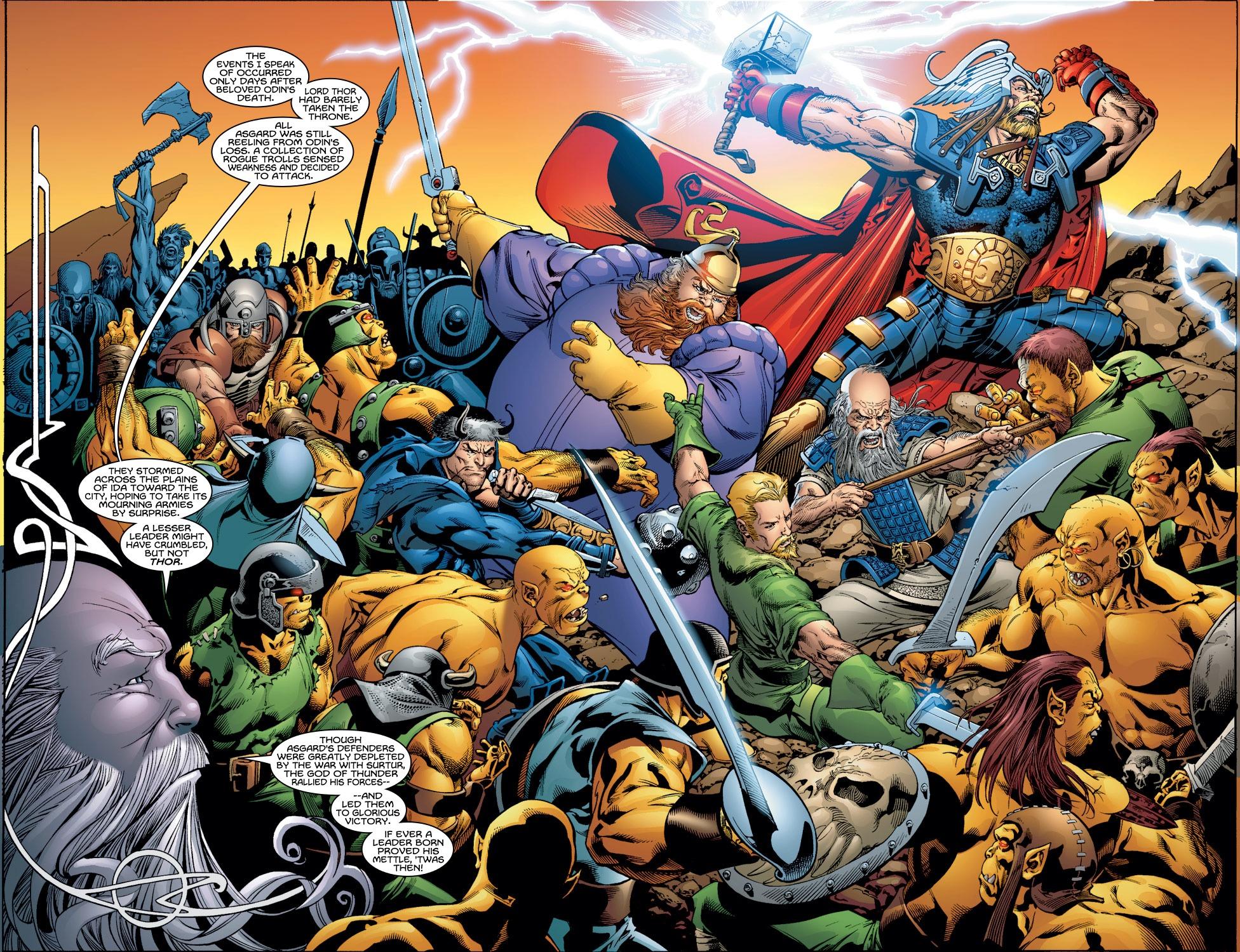 Thor (1998) Issue #45 #46 - English 5