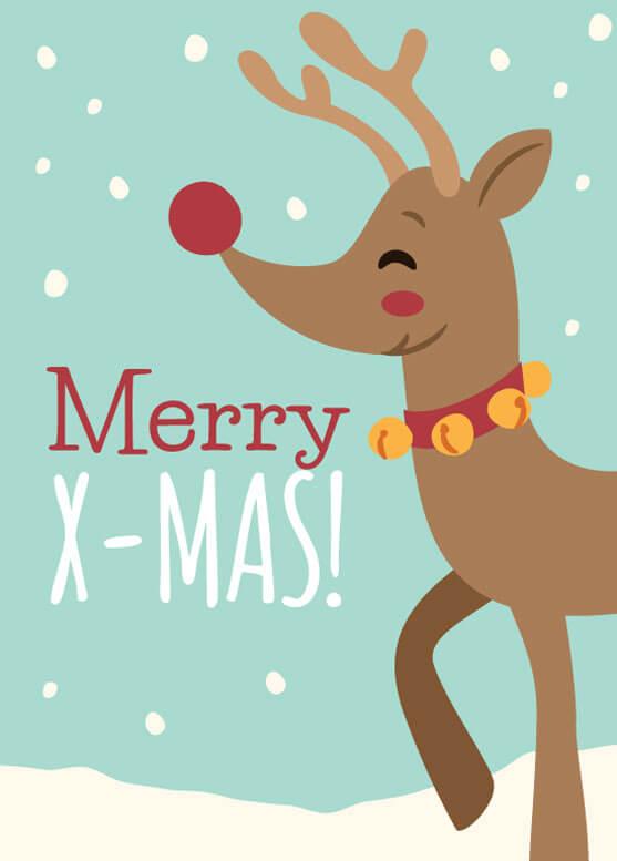 free christmas cards printable