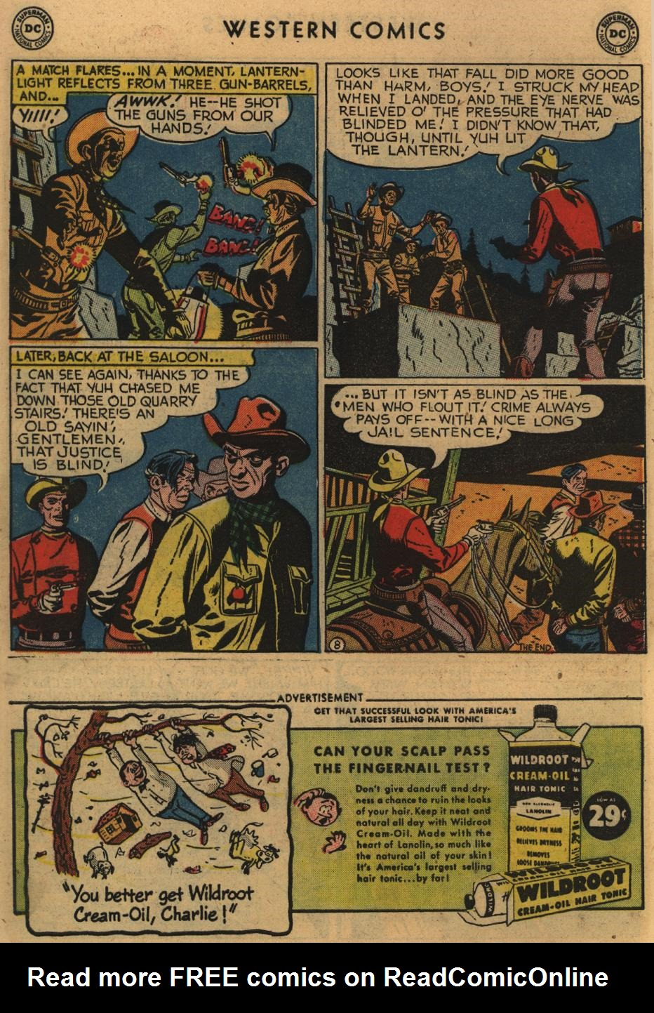 Western Comics issue 40 - Page 10