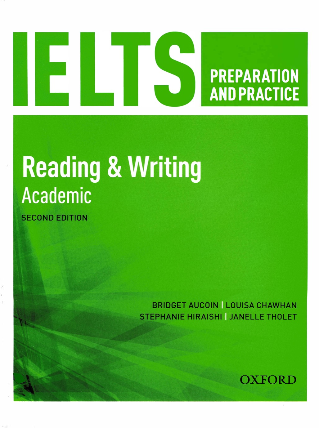 Book 4 Joy: Oxford IELTS Preparation and Practice Reading