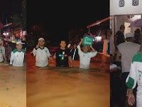Ormas Radikal FPI Berulah, Evakuasi Korban Banjir Jambi, Meski Dini Hari Ngantuk & Kedinginan