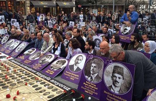 Autoridades turcas interrumpen la conmemoración del genocidio armenio en Estambul