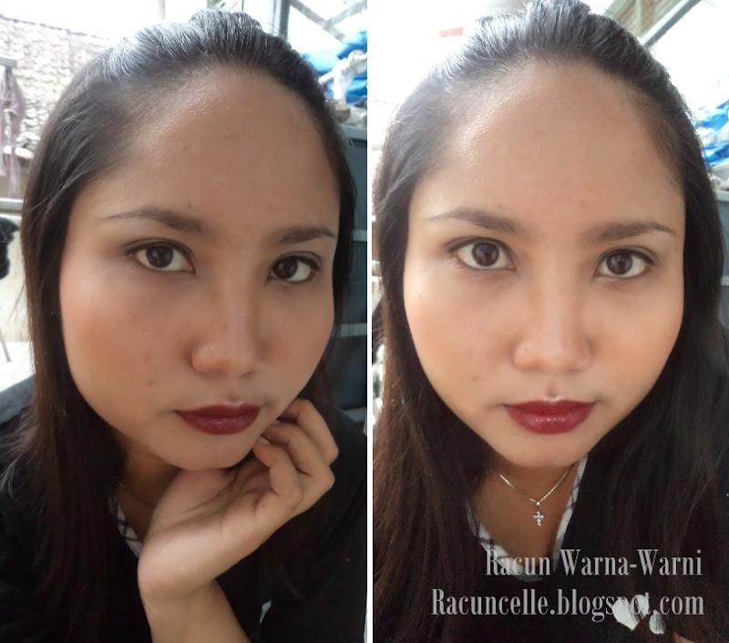 Racun Warna-Warni: Red Lipstick