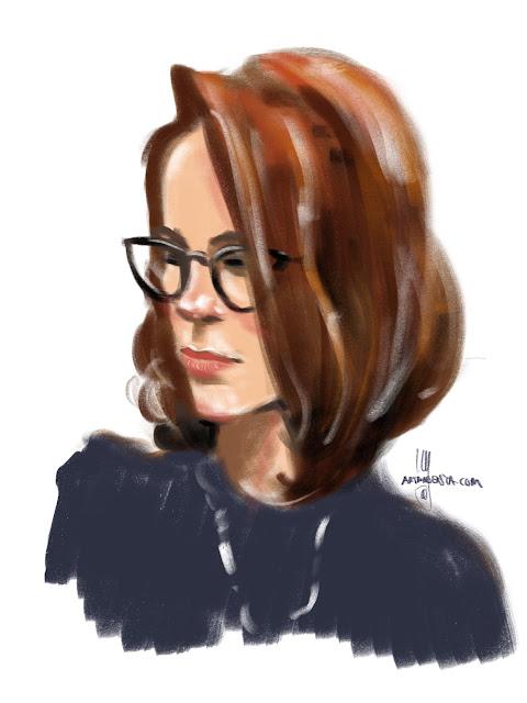 Portrait by Artmagenta