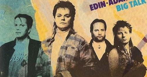 Old Music Corner: Edin Adahl