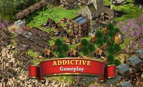 Game Strategi Android Offline Stronghold Kingdoms MOD APK
