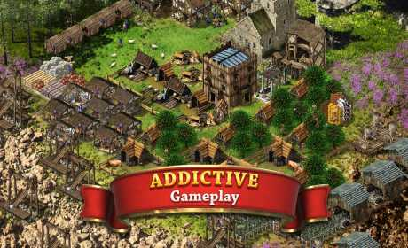 Game Strategi Android Offline Stronghold Kingdoms MOD APK