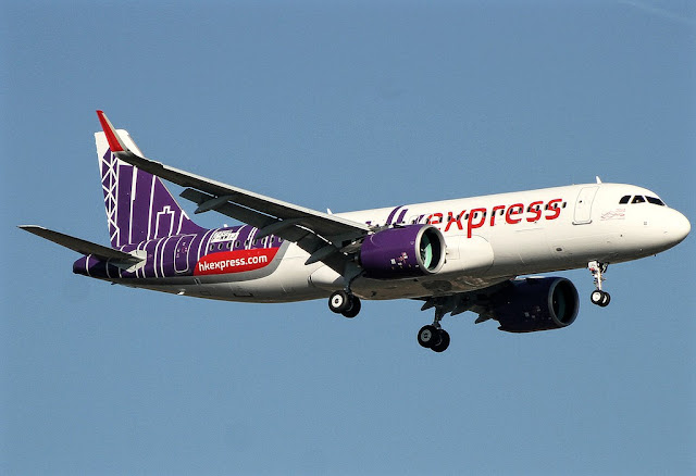 a320neo hk express