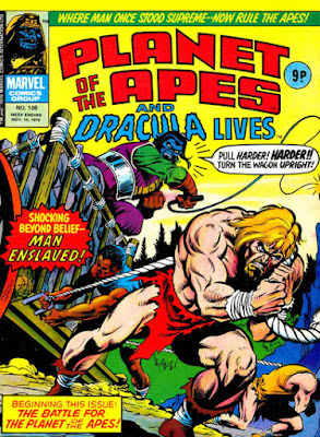Marvel UK, Planet of the Apes #108