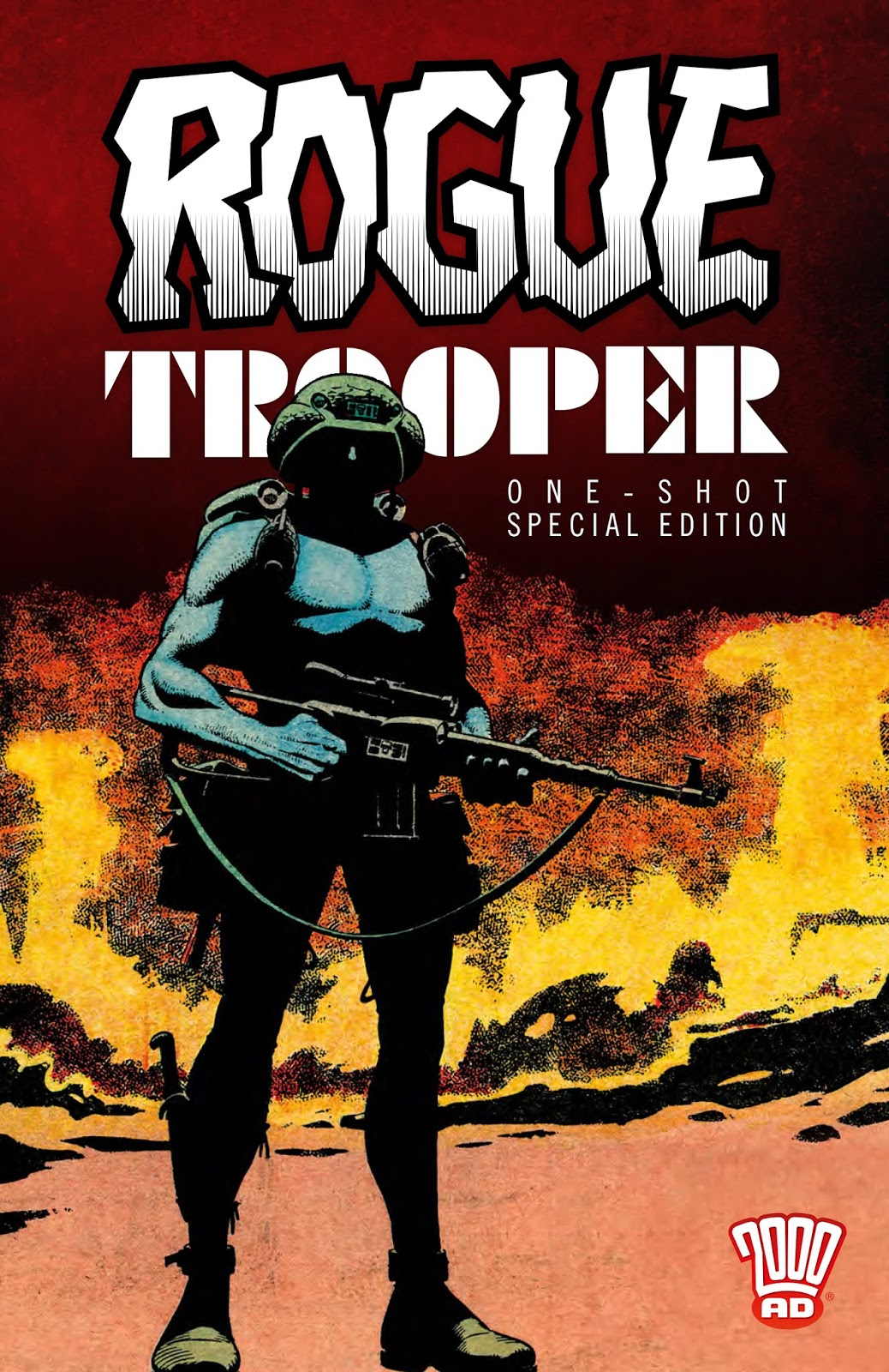 comics free rogue trooper comic from 2000ad the dreamcage
