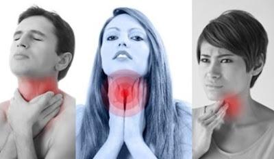Pengaruh Radang Tenggorokan terhadap Meningitis