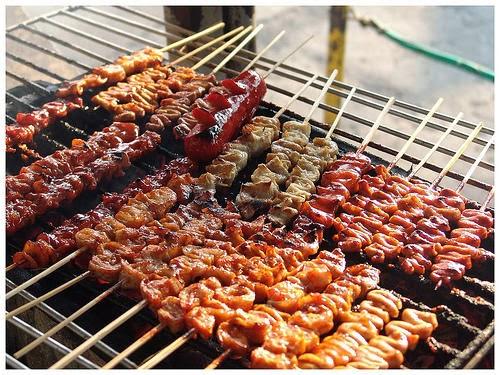 Filipino Street Foods In Dubai