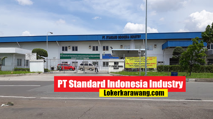 PT Standard Indonesia Industry