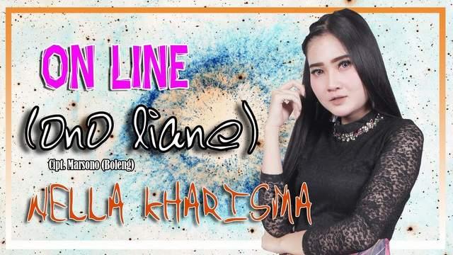 Lirik Lagu Online Ono Liane Nella Kharisma Lirik Plus