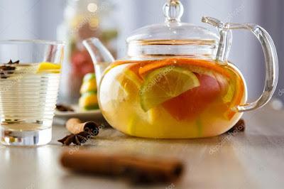 Receita : Chá de gengibre, hortelã, cravo, canela e abacaxi como fazer em casa , saúde , novidades online brasil , joão felipe , joao mendes