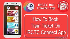 mobile से IRCTC train ticket booking कैसे करे
