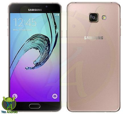 A510MUBU2BPG1 Android 6.0.1 Galaxy A5 SM-A510M