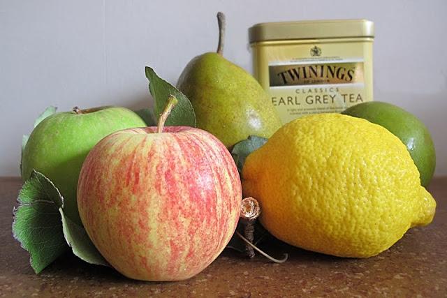 Recept: Confituur van peer, appel en earl grey
