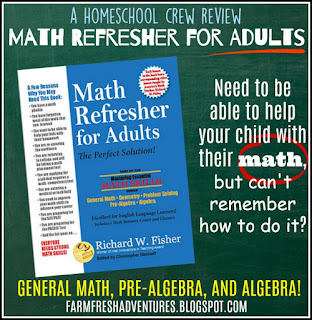 Math Refresher for Adults- Product Review