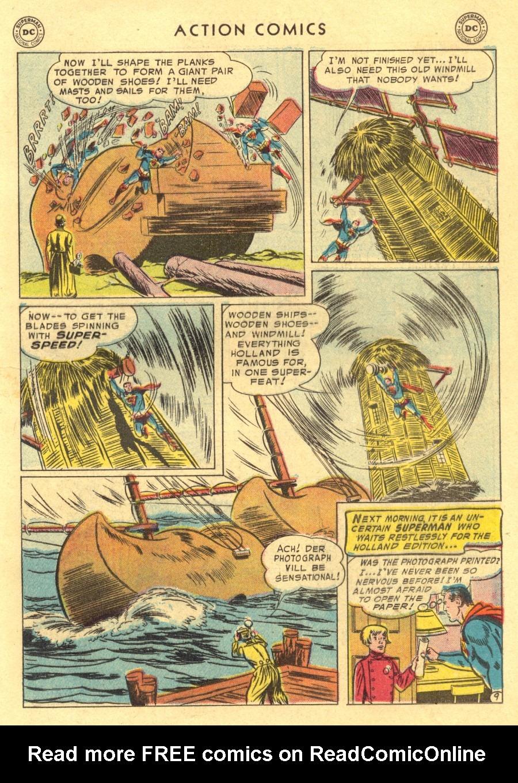 Action Comics (1938) 211 Page 10