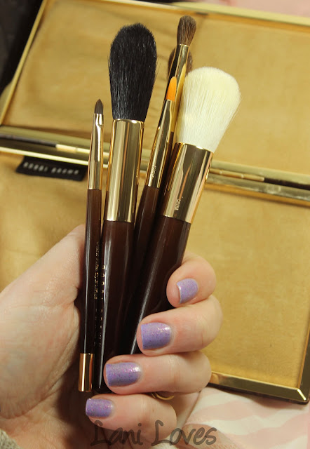 Bobbi Brown Holiday 2014 brush set