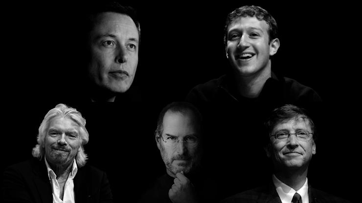 Los Emprendedores que Alcanzan el Éxito