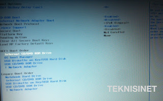 Cara Install Ulang Windows 7 di Laptop HP Pavilion g4