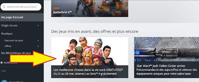 The Sims 4 بالمجان
