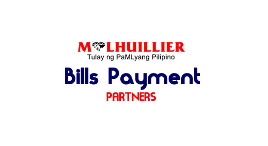 List of M Lhuillier Bill Payment Partners
