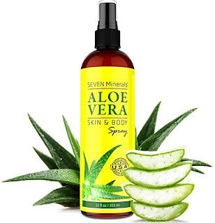 Aloe Vera ladies body spray For the Face