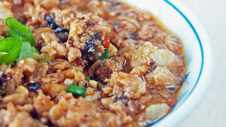 Minced Pork Stir-Fry with Ketchup & Fermented Black Beans