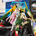 MG 1/100 Gundam Fenice Rinascita Exhibited at 54th Shizuoka Hobby Show 2015
