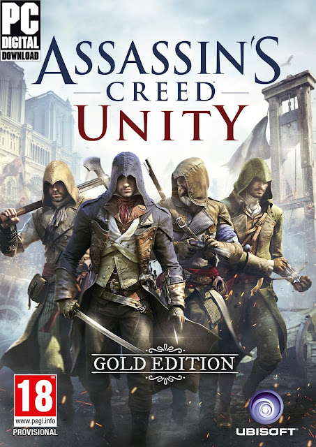 Assassins Creed Unity Gold Edition – PC – Repack – Torrent