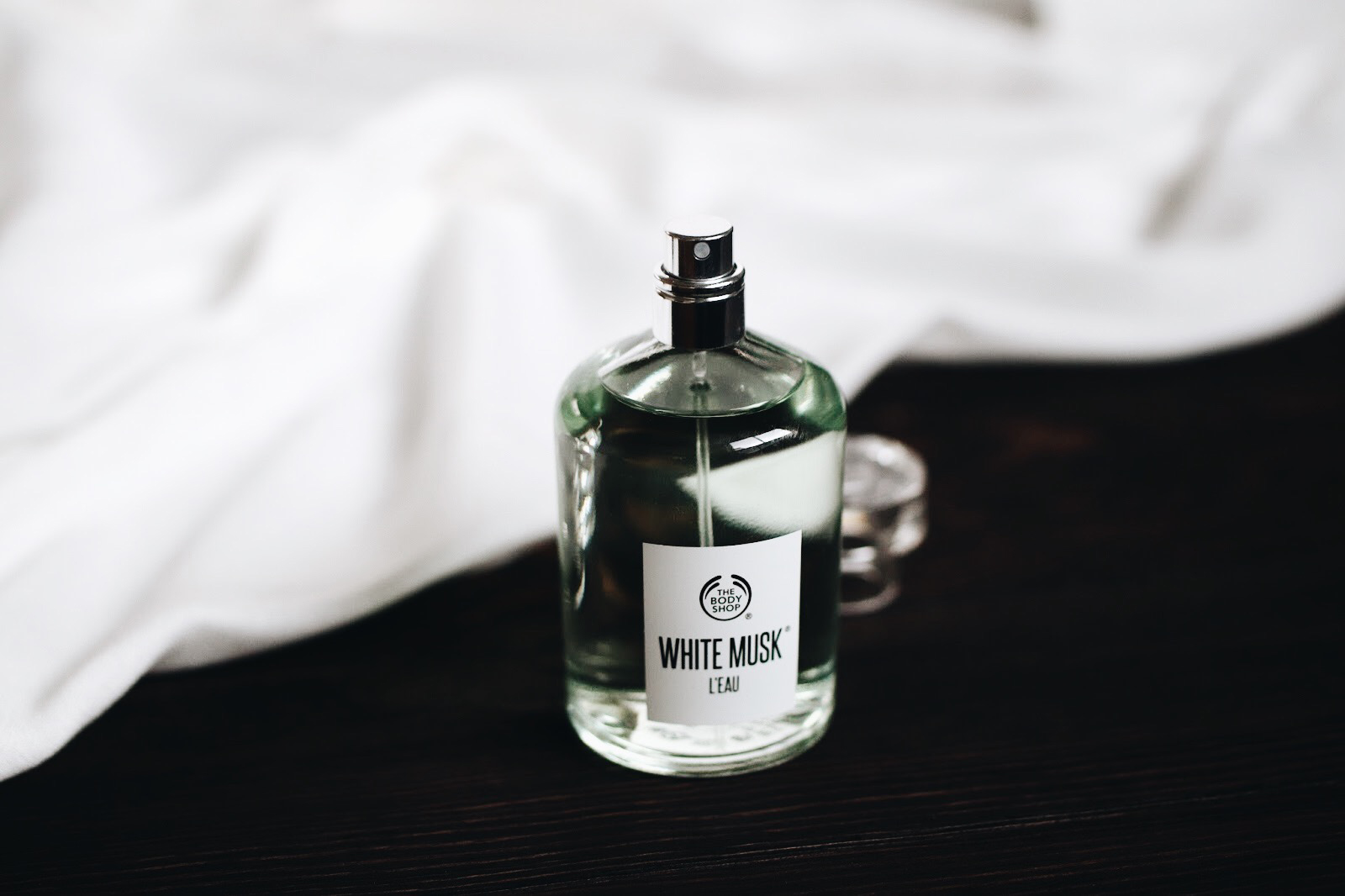 the body shop white musk l'eau avis test