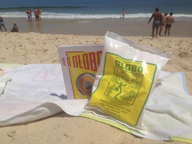 Resenha Livro Ó, o Globo