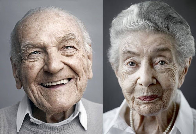 pessoas centenárias ambiente de leitura carlos romero