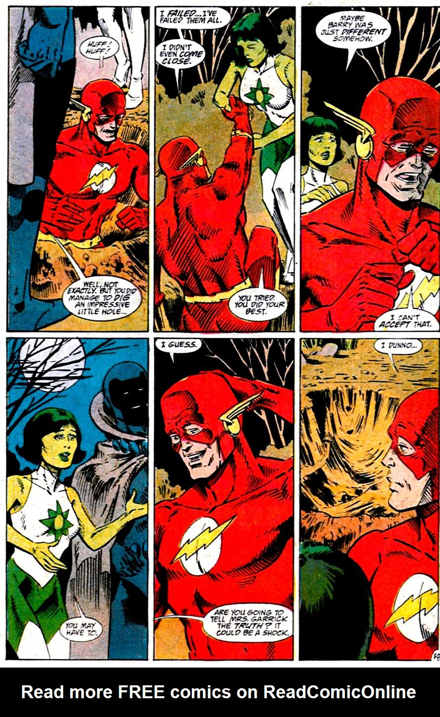 Read online The Flash (1987) comic -  Issue # _Annual 3 - 29