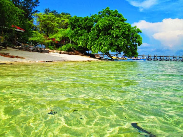 10 Pulau Tercantik Di Indonesia Yang Mungkin Belum Kamu Ketahui