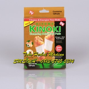 Koyo Kaki Kinoki Gold Murah Madiun