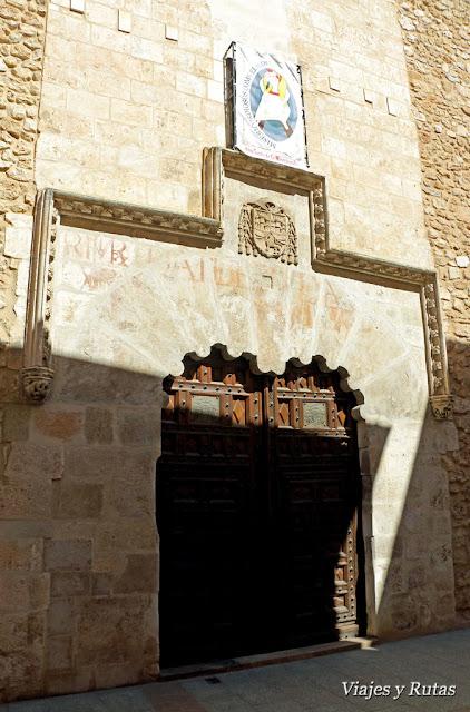 Palacio Episcopal de Burgo de Osma