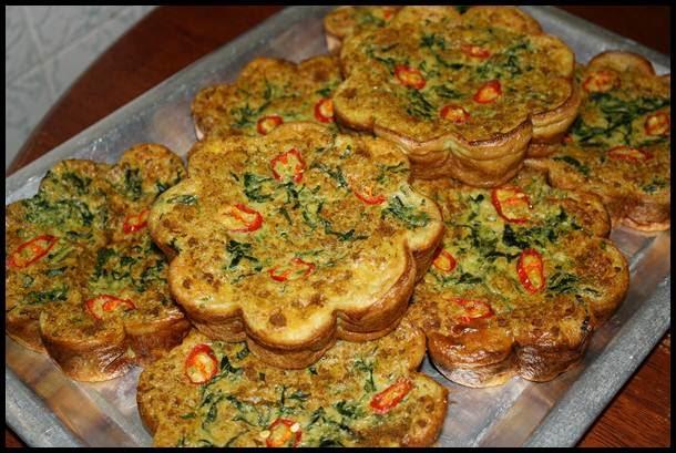 Rohaya Bakery: KUIH BAKAR BERLAUK