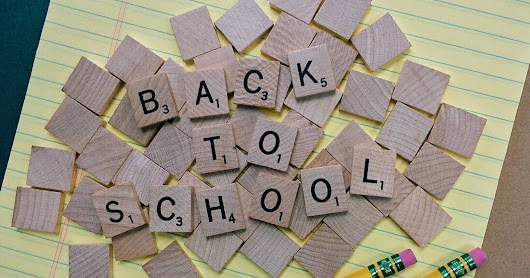 5 Back to School Advice from A Work-At-Home-Mom
