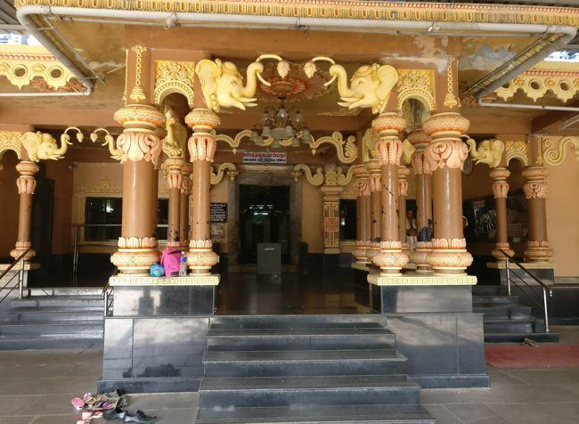 Anegudde Vinayaka Temple Entrance