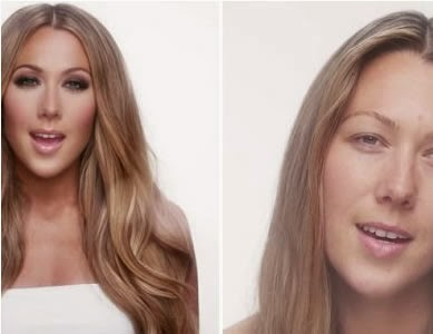 Colbie Caillat se transforma y muestra su belleza natural