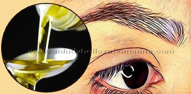 Aceite de oliva para hacer crecer tus cejas y se vean mas pobladas, luce unas cejas increíbles y bien cuidadas con este remedio natural