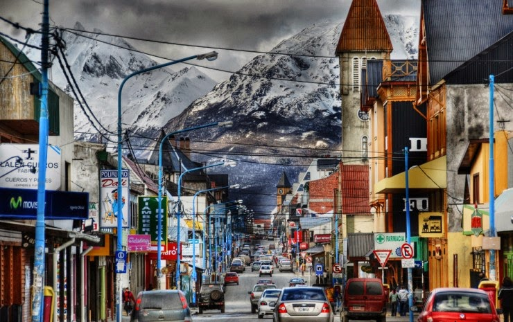 Patagonia South America >> Ushuaia – the World's Southernmost City Found in Argentina