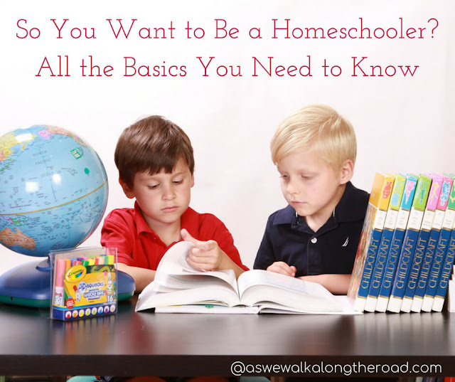 The basics for new homeschoolers