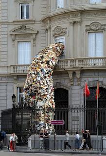 Instalación de Alicia Martín (2003)