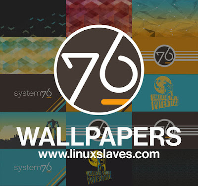 All set of System76 Wallpapers